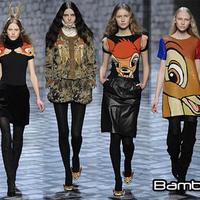 Napi kedvenc: Castelbajac Bambikollekciója