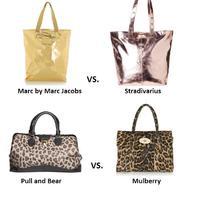 Drágább - Olcsóbb: ajánlatok táskákra