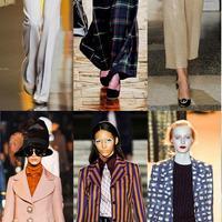 2012 őszi/téli trendjei: a nadrágkosztümök