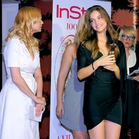 Palvin Barbinak adtuk az Év modellje díjat - FASHION AWARDS 2011