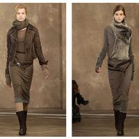 Hordható elegancia, dekoratív minimalizmus - Donna Karan pre-fall 2011