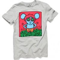 Jon, jon, jon: Keith Haring polok a Zaraban