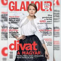 Élményvideó a Glamour címlapfotózásáról Mihalik Enikővel