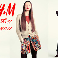 H&M őszi lookbook