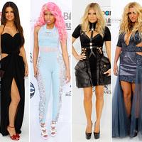 Ki volt a legjobban öltözött a Billboard díjátadón?