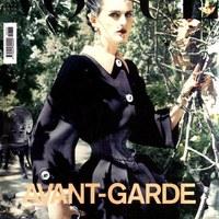 33 centis derékbőségű modell a Vogue Italia címlapján