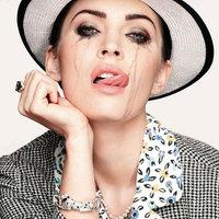 Megan Fox meg a nyelve