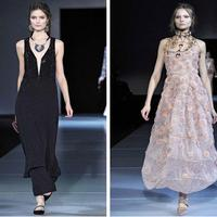 Milan Fashion Week: Giorgio Armani + Acqua for Life