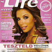 OurPress - Life magazin áprilisi száma