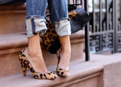 Nem tudtok meggyőzni  leopárd mintás cipők - OurFashion 65619fd5d1