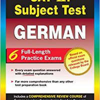 !READ! SAT II Subject Test: German  -- The Best Test Preparation For The SAT II (Test Preps). develop valuable Discover Number Coast Mario author radio