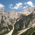 Via Ferrata a Kamniki-Alpokban