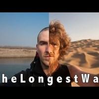 4646 km séta egy év alatt
