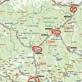 Kétnapos kerékpártúra Szlovákiában
