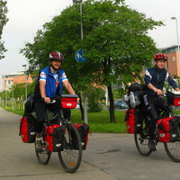 Budapest két keréken - A 31000km-es kerékpártúra első fővárosában