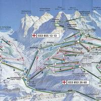 Síelés a Jungfrau-n - A Mikulás ajándéka