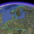A 100 nap bringa teljes útvonala a neten