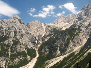 Kilátás a hegyekre