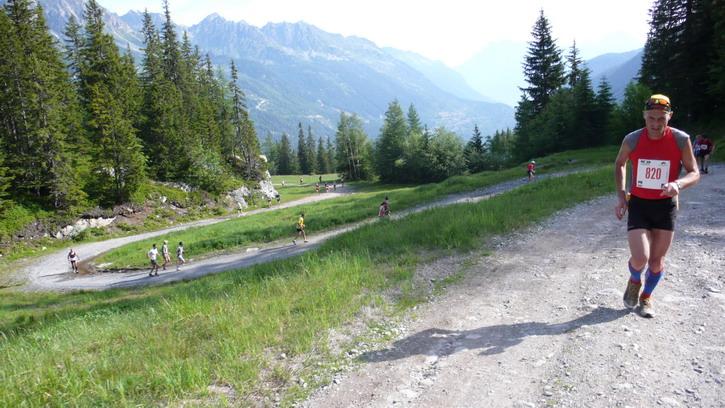 Chamonix Maraton