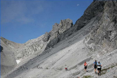 Trans-Alp - Verseny a hegyek közt