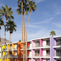 A New Saguaro Hotel Palm Springs-ben