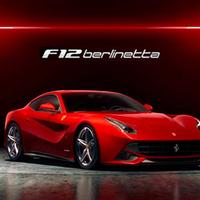 Ferrari F12 Berlinetta - nyers erő egy kifinomult burokban