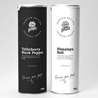 Minimalista Csomagolások - Niklas Hessman