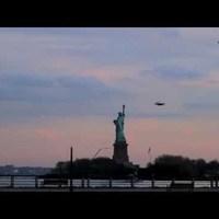 Repülő Emberek New York Fölött