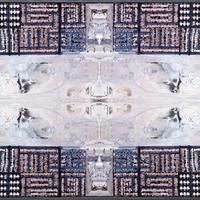 Szőnyeg Műholdképből - David Hanauer