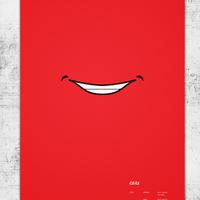 Minimalista Pixar Plakátok - Wonchan Lee