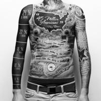 Tetovált Infografika - Paul Marcinkowski