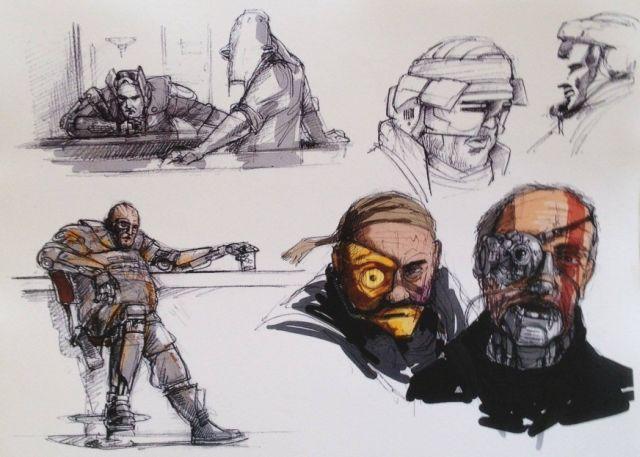 A Montross név először a IV. Epizód forgatókönyvének korai változataiban bukkan fel.