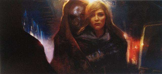 Egy kép, amit nehezen tudok hová tenni. Ridley karaktere és a sírrabló?