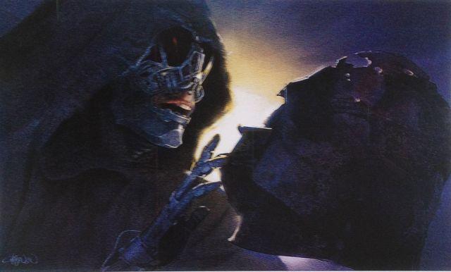 Közelebbi kép a 'sírrablóról'