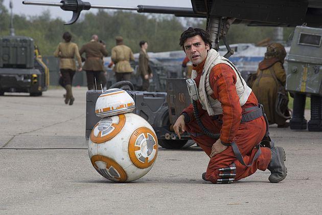 BB-8 és Poe Dameron
