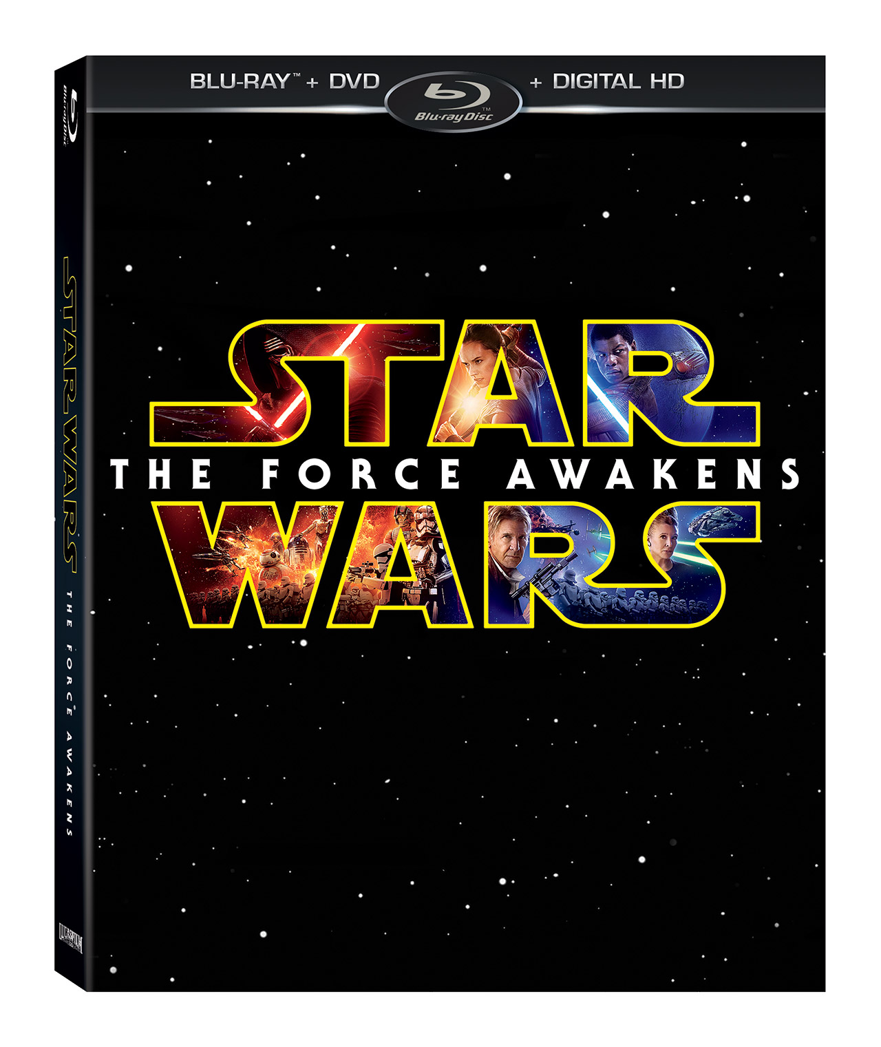 A Blu-ray kiadás borítója.