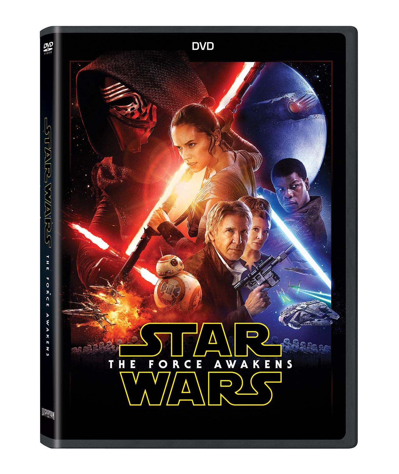 A DVD változat tokja.