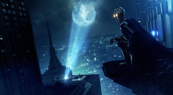 J.J. küldi Zacknek: C-3PO, a bűn ellensége