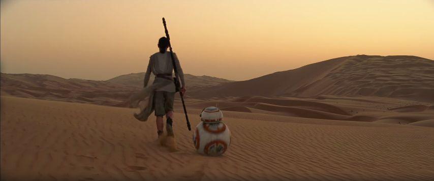 Rey és BB-8