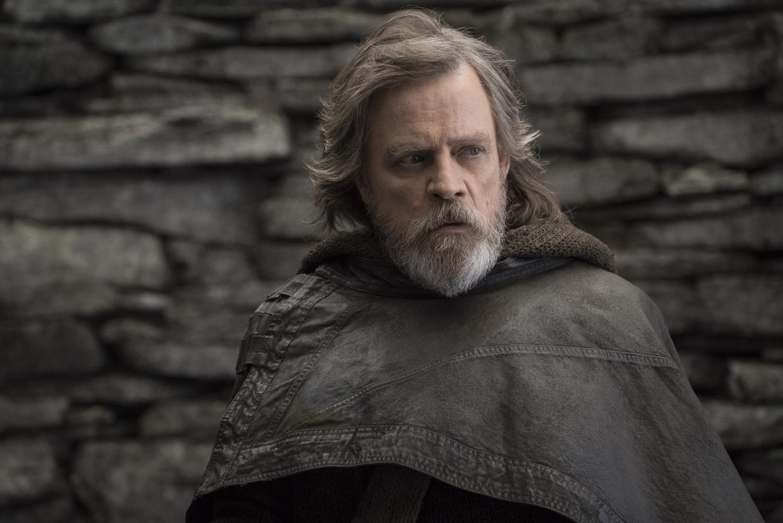Luke Skywalker (Mark Hamill) a remény és optimizmus szimbóluma volt az eredeti trilógiában. Immár a Jedik alkonyát kívánja?