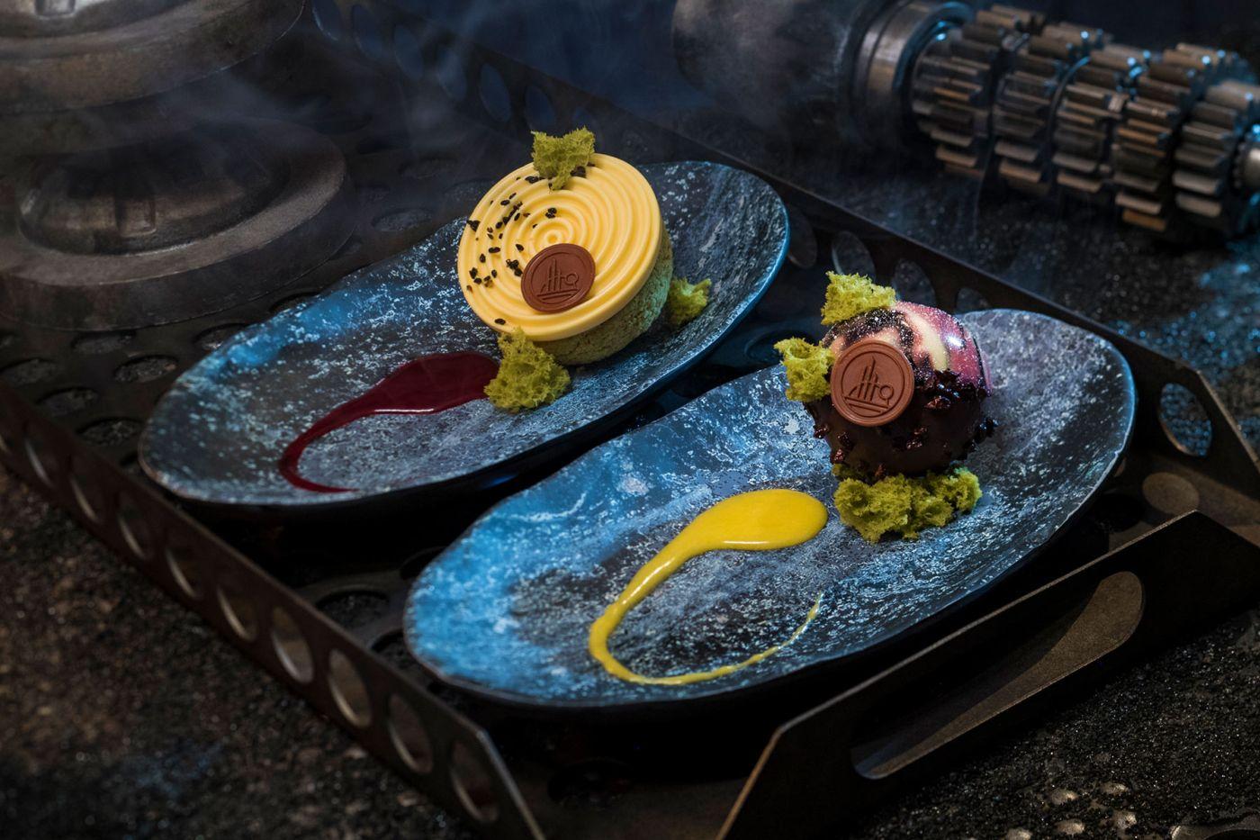 A peremvidék legszebb desszertjeit a 7-es dokkban szolgálják fel.