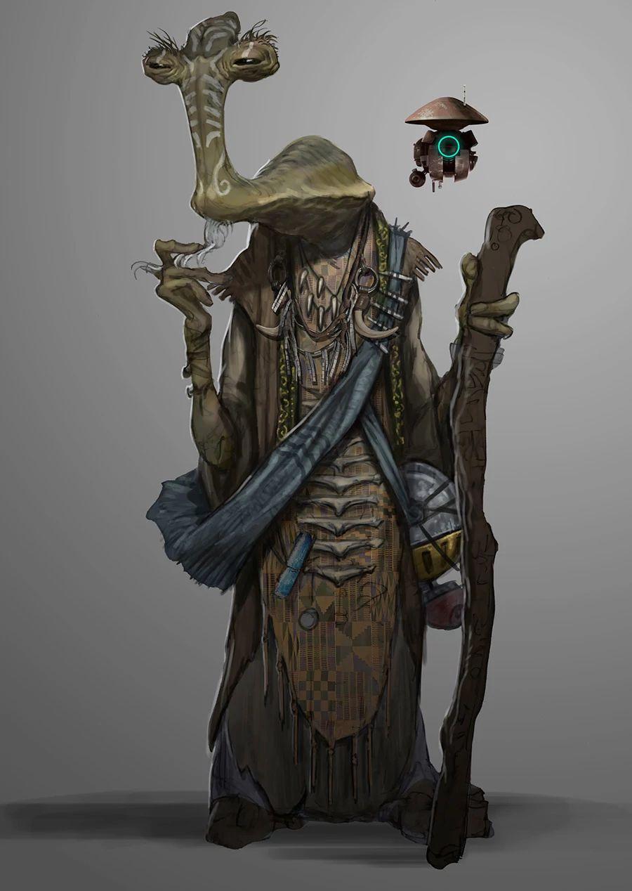 A feketepiac kalapácsfejű ura, a nagy tiszteletnek örvendő Dok-Ondar