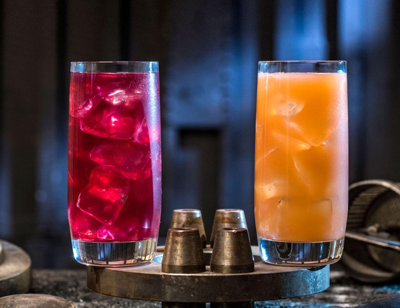 Phattro-lé és moof-lé az alkoholmentes felfrissülésre vágyóknak. (Megjegyzem, mindkettő állatnév a messzi galaxisban...)