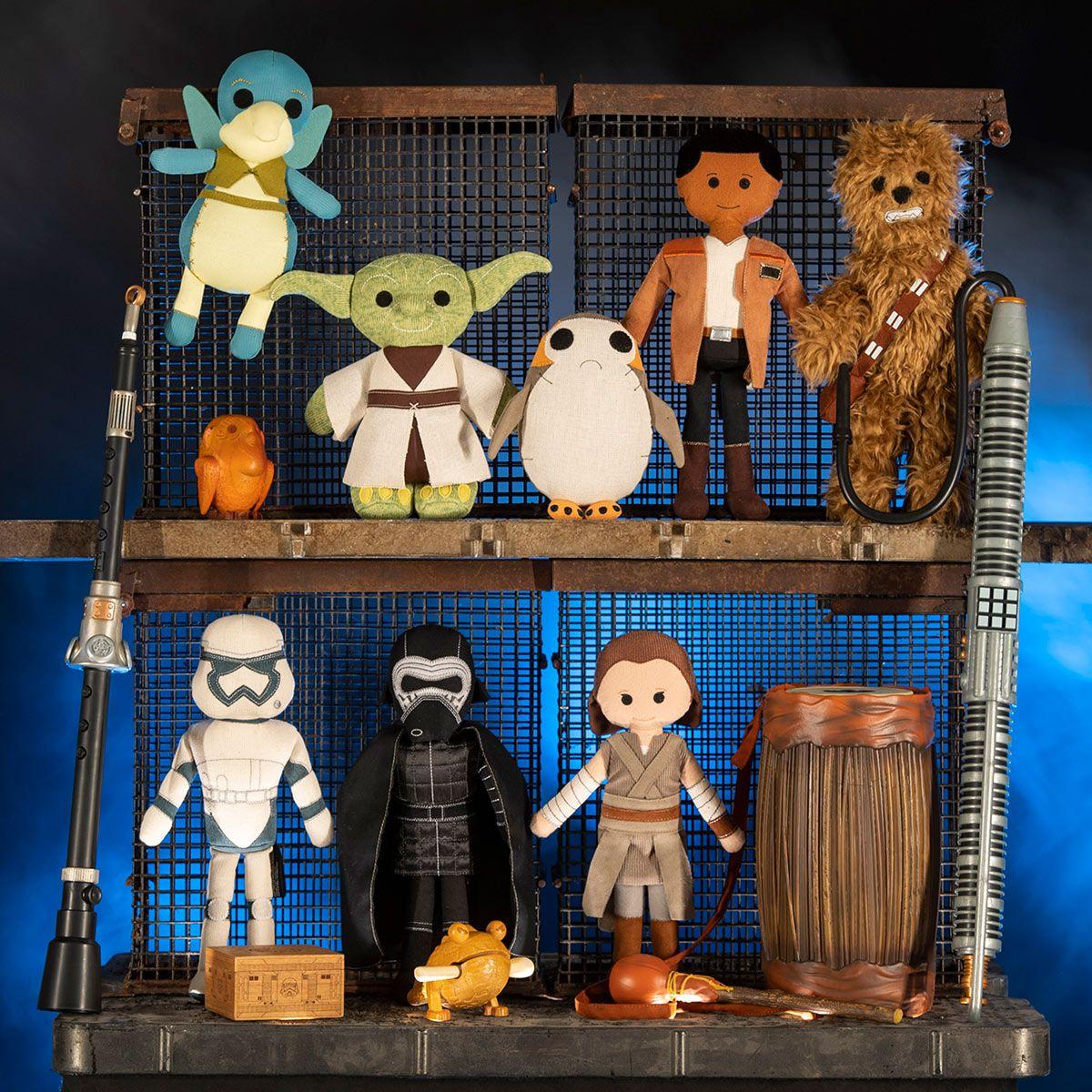 A messzi galaxis kedvenc játékai a toydariai hölgy, Zabaka boltjában kaphatók.
