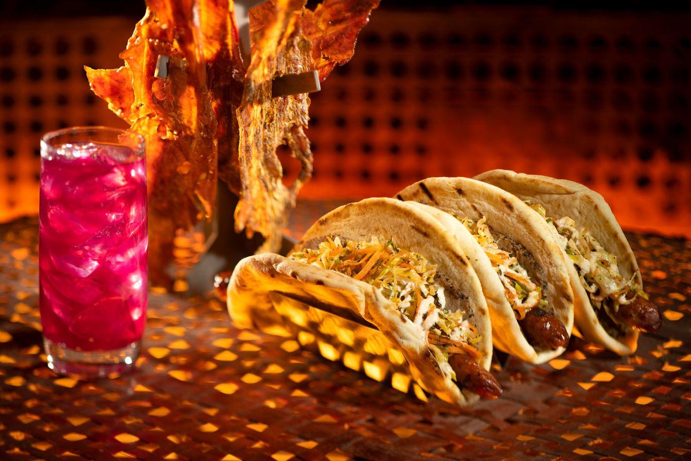 Galaktikus ízek: meiloorun-lé, Turkey Jerky és egy csípős Ronto Wrap