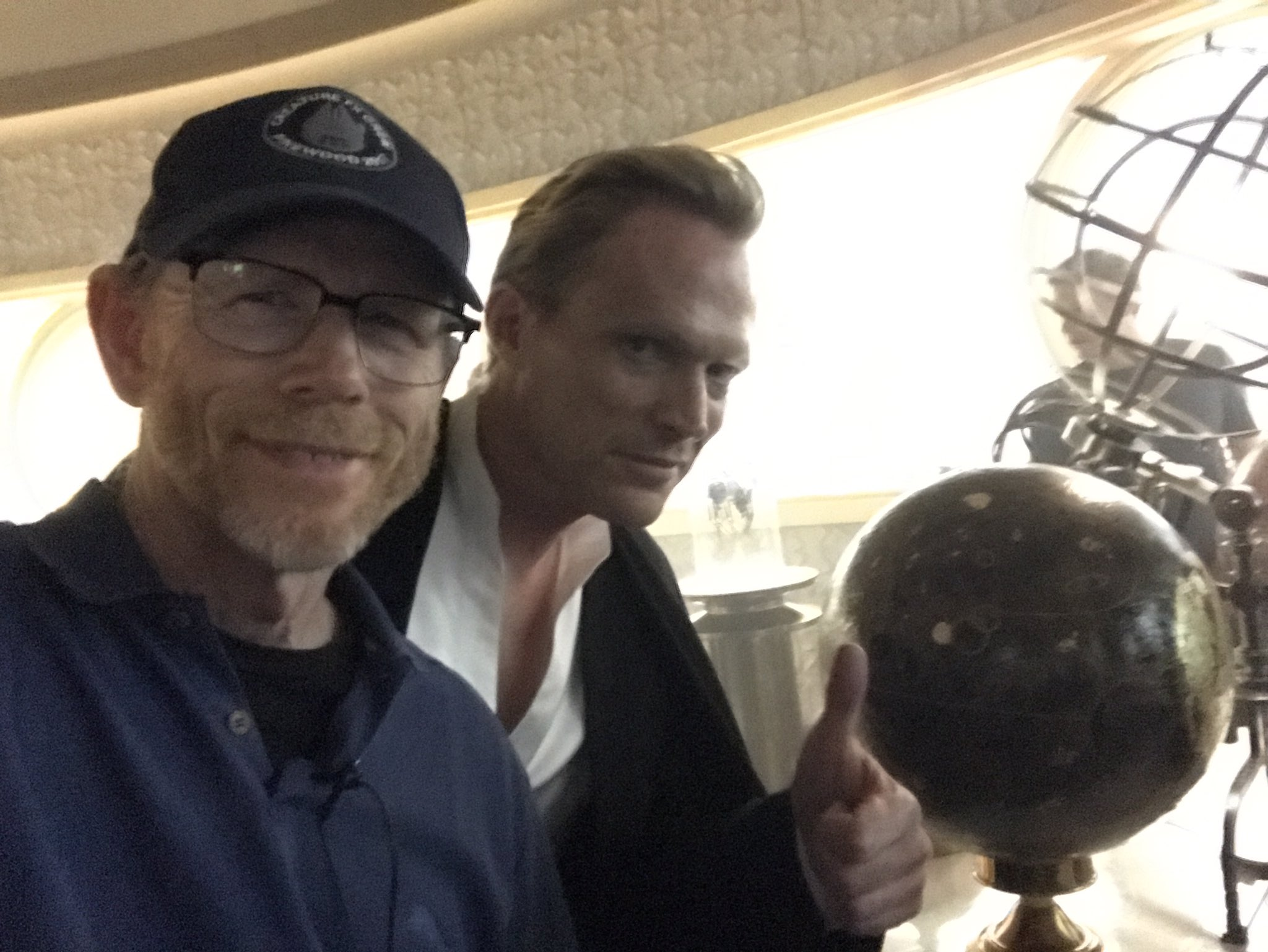 Ron Howads és Paul Bettany
