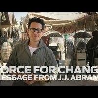 J.J. Abrams videón jelentkezett a Star Wars forgatásáról