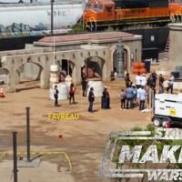 Épülnek a Star Wars-tévésorozat díszletei!