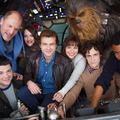 240 nap után véget ért a Han Solo-film forgatása