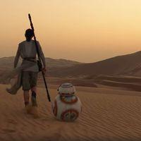És akkor most beszéljünk a Star Wars-előzetes legjobb részéről!